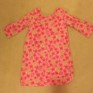 Lilly Pulitzer Floral Dress for those summer days
